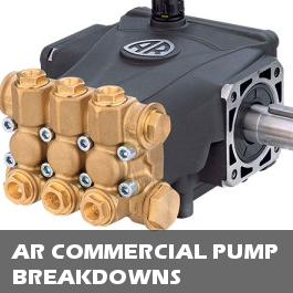 AR Commercial Pump Breakdowns