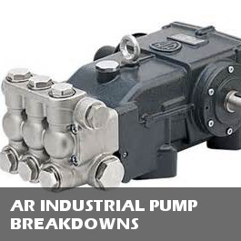 AR Industrial Pump Breakdowns