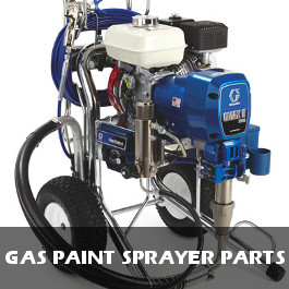 Gas Paint Sprayer Parts