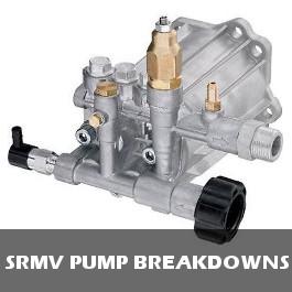 SRMV Pump Parts