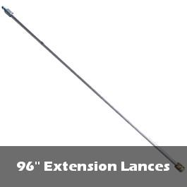 "96"" Lances"